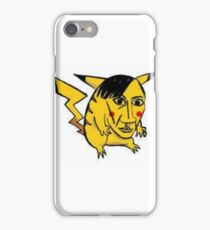 WORST PIKACHU EVER iPhone Case/Skin