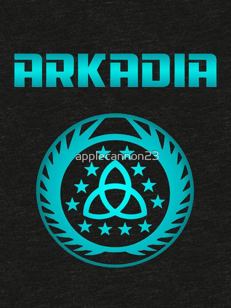 Arkadia Logo von applecannon23