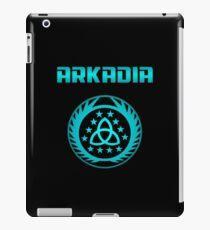 Arkadia Logo iPad-Hülle & Klebefolie