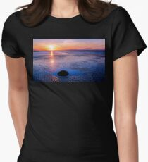 Romancing The Stone Womens Fitted T-Shirt