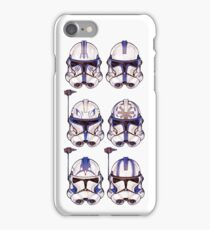 501st 6-pack iPhone Case/Skin