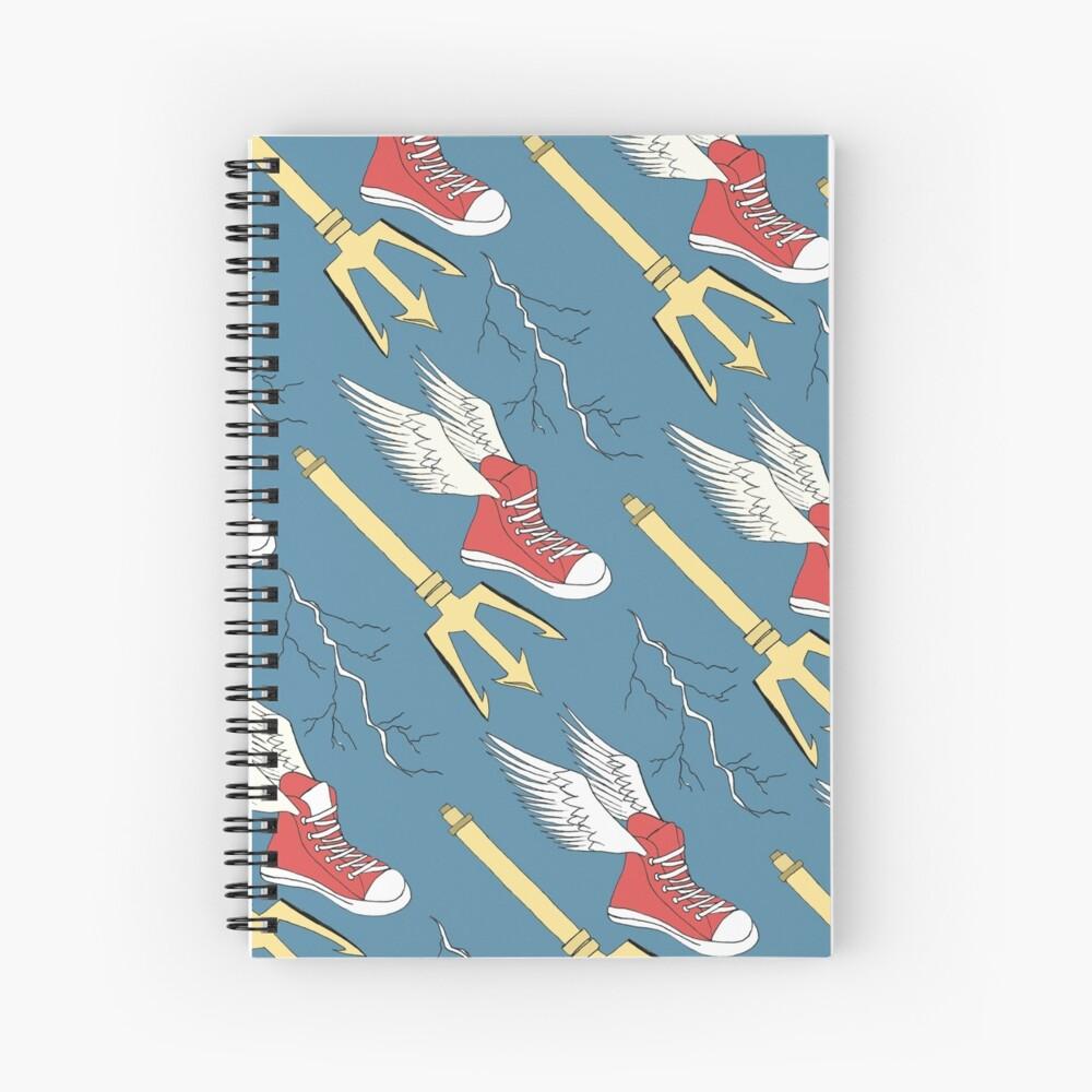 Percy Jackson Cuaderno de espiral