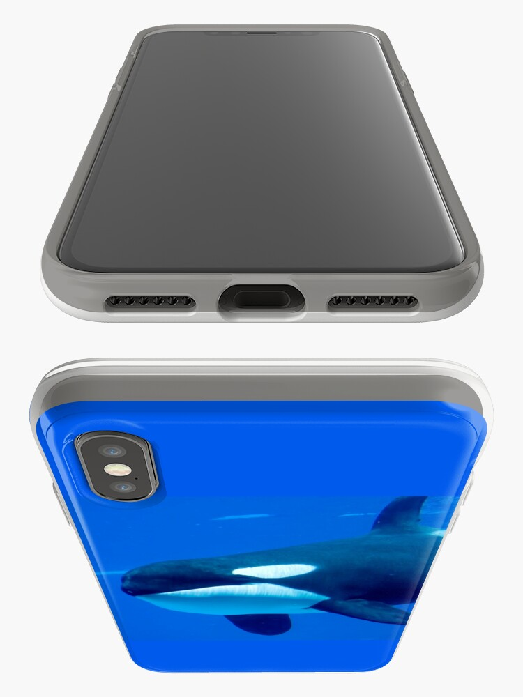 Alternate view of Killer whale iPhone Case & Cover