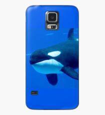 Killer whale Case/Skin for Samsung Galaxy