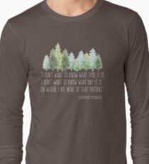 Into the Wild with Christopher McCandless T-Shirt
