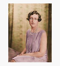 Agatha Christie - 1920s Photographic Print