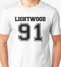 LIGHTWOOD 91 - The Mortal Instruments - Shadowhunters Slim Fit T-Shirt