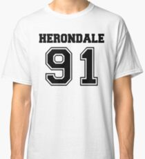 HERONDALE 91 - The Mortal Instruments - Shadowhunters Classic T-Shirt