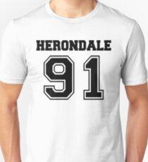 HERONDALE 91 - Die sterblichen Instrumente - Schattenjäger Slim Fit T-Shirt