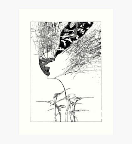 Graphics 009 Art Print