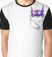 Pocket Sableye Graphic T-Shirt