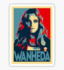 Wanheda Sticker