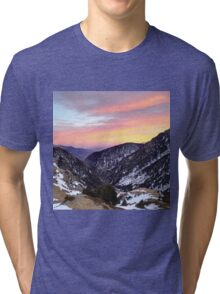 Fantastic Mountains Tri-blend T-Shirt