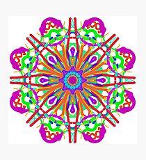 Kaleidoscope 1 Photographic Print