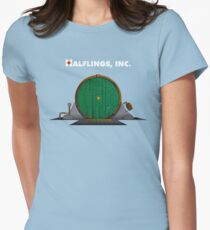 Halflings, Inc. Women's Fitted T-Shirt