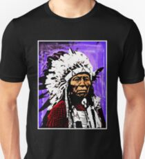 Chief Flying Hawk Unisex T-Shirt