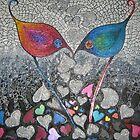 True Colours  by Hanneke Jonkman