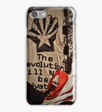 OCCUPY PHOENIX iPhone Case/Skin