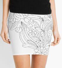 Continent Mini Skirt