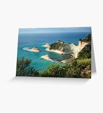 Wild Cliffs - Nature Photography  Greeting Card