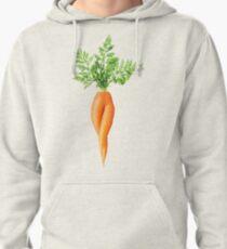 Weird sexy carrot Pullover Hoodie