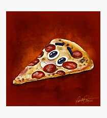 Pizza Photographic Print