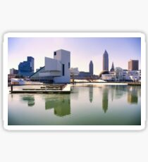 The Rock and Roll Hall of Fame and Museum, Cleveland Sticker