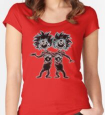 Thing 1 & Thing 2 Women's Fitted Scoop T-Shirt