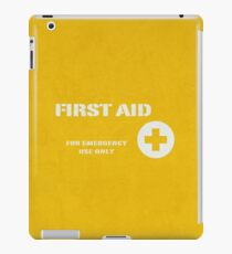 Chem Aid iPad Case/Skin
