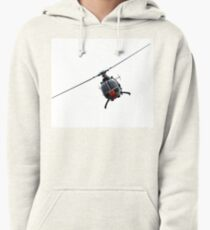 Helicopter Pullover Hoodie