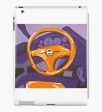 Driving Around iPad Case/Skin