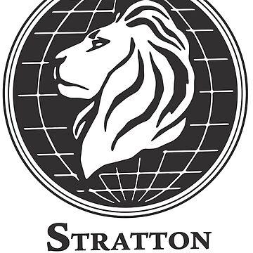 Stratton Oakmont T-Shirt Wolf of Wall Street Tshirt Jordan Belfort Ludes T Shirt Movie Cult Gift Martin Scorsese Him Her Logo Stock Market by atomickid