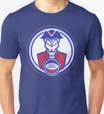 DEFUNCT - VIRGINIA SQUIRES Unisex T-Shirt