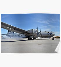 Boeing B-29 Superfortress  Poster
