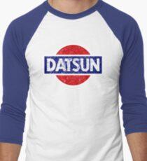 Datson - retro Men's Baseball ¾ T-Shirt