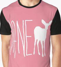 Jane Graphic T-Shirt