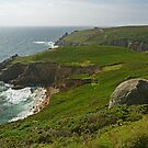 Along the South West Coast Path - III by Kat Simmons