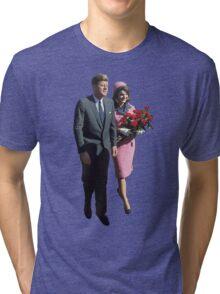 John & Jackie Tri-blend T-Shirt