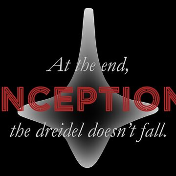 Spoiler - Inception #2 (Black BG) by BenH4