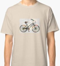 The Tattoo Bycicles-  KoisTattoo Classic T-Shirt