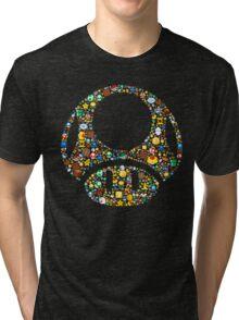 Toad minimalist Tri-blend T-Shirt