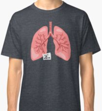 Out of Order Lungs Classic T-Shirt