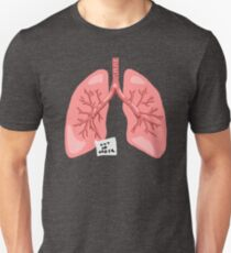 Out of Order Lungs Unisex T-Shirt