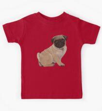 Pug puppy cuteness Kids Clothes