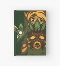 Faces of the Hero - Deku Hardcover Journal