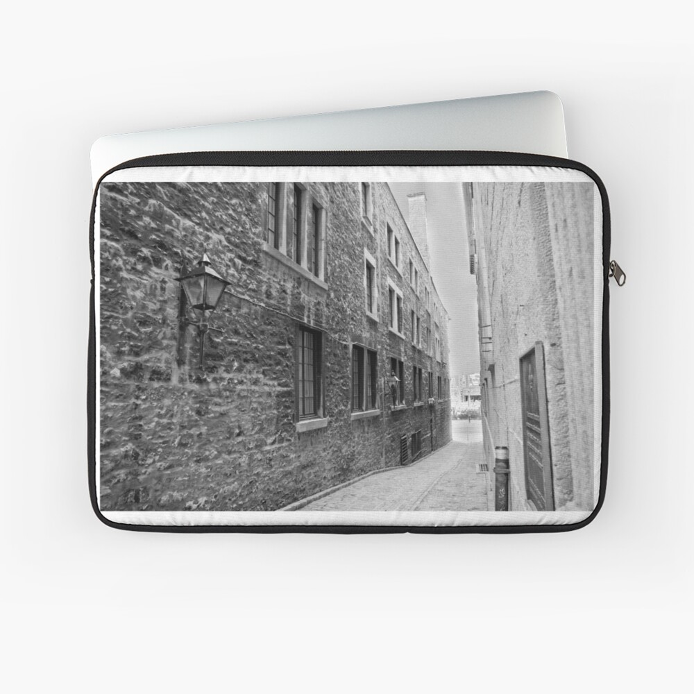 Old Montreal Laptop Sleeve
