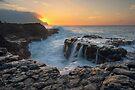 The Queens Bath - Kauai by Michael Treloar