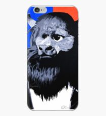Rumble The Bison iPhone Case