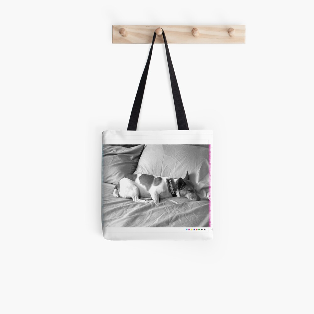 Jack in the bed Tote Bag