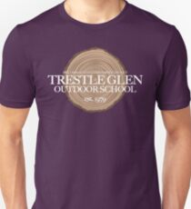 Trestle Glen Outdoor School (fcw) Unisex T-Shirt